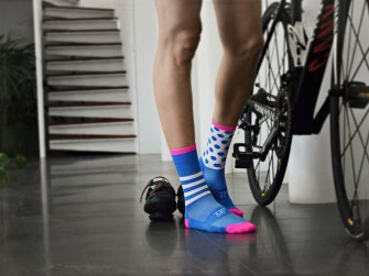 27f7653a2 Could not have written a better article about our collective cycling sock  addiction. Check out Casquette